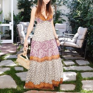 Elizabeth and James Boho chic dress